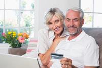 Kostenloses Konto mit Kreditkarte